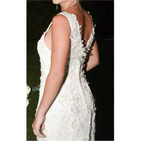 Vestido Novia 2014, Usado, Importado