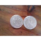 Moneda Antigua De N$200 Uruguaya Del Año 1989