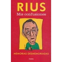 Mis Confusiones -rius - Libro