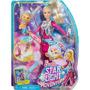 Barbie Aventura En El Espacio Con Mascota- Mattel