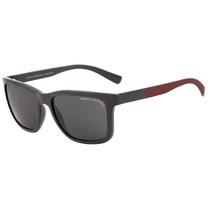 Armani Exchange Ax 4045 Sl - Óculos De Sol 8176/87 Cinza