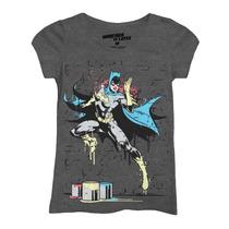 Batgirl Stencil Mascara De Latex Batichica Dc Comics