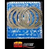 Discos De Embrague Bajaj Rouser 220 180 Original Gb Motos