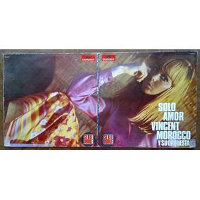 Vincent Morocco Y Su Orquesta - Solo Amor. Vinilo Doble