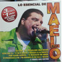 Lo Esencial De Maelo Ruiz. 3 Cd´s + Dvd. Nuevo