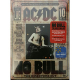 Ac/ Dc No Bull The Directors Cut Dvd Nuevo Sellado