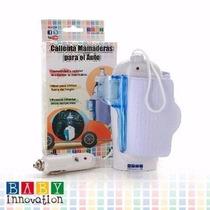 Calentador Mamadera P/ Auto-calentador Baby Innovation