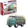 Quebra-cabeça 3d - Carros Disney - Fillmore - Dtc