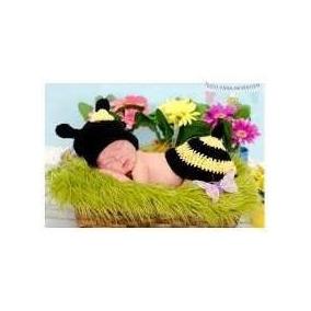 Acessórios Newborn Abelinha Abelha Para Ensaio Fotográfico