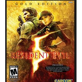 Resident Evil 5 Gold Edition Psn Midia Digital