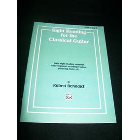 Lectura A Primera Vista Vol.2 Guitarra Clásica Partitura