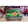 Baul De Juguetes Dora La Exploradora Con Detalles Toy Store