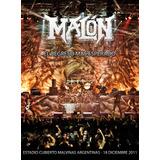 Malón El Regreso Más Esperado Cd + Dvd