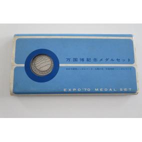 Medalha Comemorativa Expo Japan 1970
