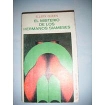 * Ellery Queen - El Misterio De Los Hermanos Siameses