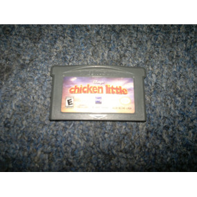 Chicken Little Para Game Boy Advance,excelente Titulo.