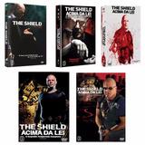 The Shield 2ª 3ª 5ª 6ª E 7ª Temporadas Original E Lacradas