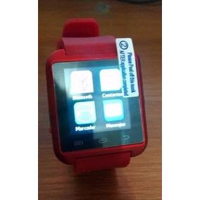 Reloj Celular Smartwhatch Touch Podometro, Llemadas, Mensaje