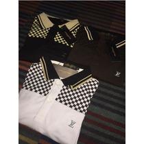 Chemises Louis Vuitton & Armani Originales Para Caballeros
