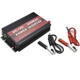 Inversor Energia Automotivo 800w Conversor 12v P 110 Ou 220v