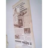 Antigua Publicidad Cocinas Philips - Hogar Argentina