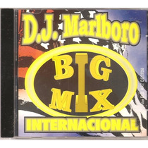 Cd Dj Marlboro - Big Mix Internacional - Funk Carioca