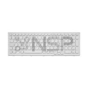 Teclado Sony Vaio Vpc-eb Pcg-71311 Blanco