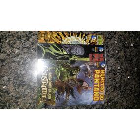 Monstro Do Pântano Novos 52 Em 3 Volumes