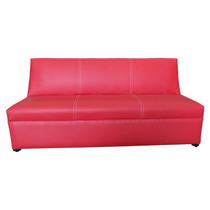 Sofa Cama Tymi Tactopiel Rojo 3 Posiciones