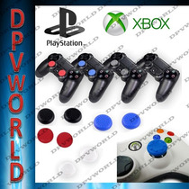 Silicon Analogos Control Ps4 Ps3 Xbox 360 One Kit2/1 Jostick