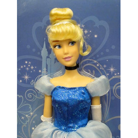 Muñecos Cenicienta Y Principe Charming De Disney Tipo Barbie