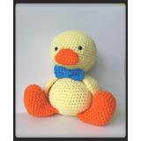 Pato Patito Amigurumi Crochet