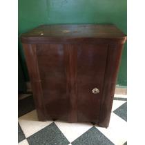 Mueble De Maquina De Coser, Con Maquina