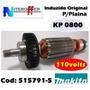 Induzido Original P/plaina Kp 0800 110v Makita