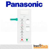 Teclado Membrana Do Forno Microondas Panasonic Nn Gd 579