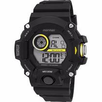 Relógio Mormaii Masculino Acqua Pro Digital Mo3412/8y 100m/