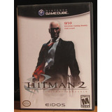 Hitman 2 Silent Assassin Gamecube Completo Con Manual