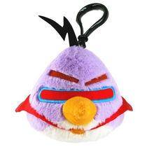 Angry Birds Espacial Púrpura Bird Mochila Cllip