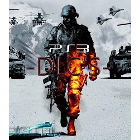 Pacote Premium Battlefield 4 Bf4 Pt Br Ps3 Armas + Dlcs
