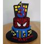Tortas Decoradas Infantiles Spiderman