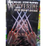 Wolverine Old Man Logan Marvel Deluxe Pasta Dura