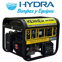 Generador De Luz Antarix Modelo Gat8000