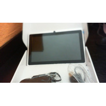 Tablet Wepad 7 Doble Camara 8gb