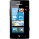 Samsung Omnia W I677 Windows Phone 7.5 1.4ghz - Novo