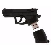 Pen Drive Armas 4 Gb Personalizado Exlusivo Melhor Preço