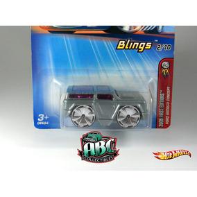 Carro A Escala Ford Bronco Concept Hot Wheels 1edic 1:64 Abc