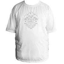 Camiseta Senhor Sr Anel Aneis Hobbit Tamanho Especial E