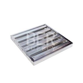 Filtro De Aluminio 50x50 Cms Sunyk Campanas Cocinas Indus