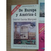 De Europa A América I / Envío Gratis/ Gabriel García Márquez