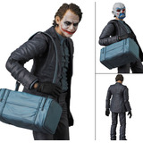 Mafex The Joker Bank Robber Batman Dark Knight Figura 2016